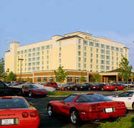 Holiday Inn University Plaza - Hotel - 1021 Wilkinson Trce, Bowling Green, KY, United States
