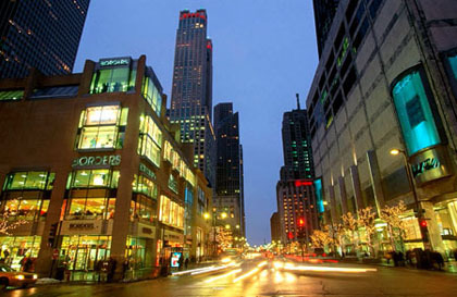 900 Michigan Shopping - Shopping, Attractions/Entertainment - 935 N Michigan Ave, Chicago, IL, 60611
