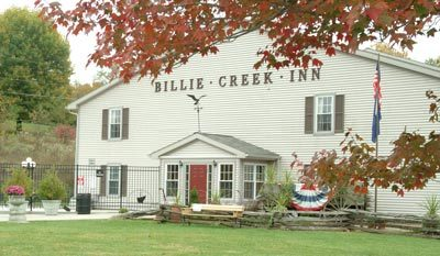 Billie Creek Inn - Hotels/Accommodations - 1659 E. Hwy 36 Billie Creek Village, Rockville, IN, United States