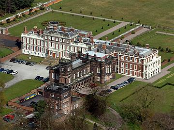 Knowsley Hall - Reception Sites - Knowsley Hall, Knowsley, England, GB