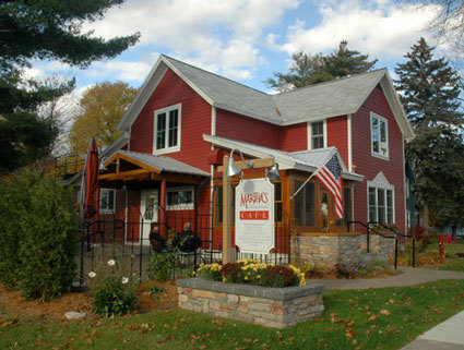 Martha's Leelanau Table - Restaurants - 413 N St Joseph St, Suttons Bay, MI, 49682