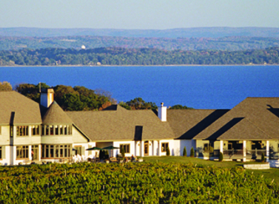 Chateau Chantal Winery And Bed And Breakfast - Wineries, Attractions/Entertainment - 15900 Rue De Vin, Traverse City, MI, United States