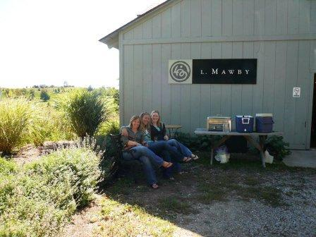 L Mawby Vineyards - Wineries, Attractions/Entertainment - 4519 Elm Valley Rd, Suttons Bay, MI, United States