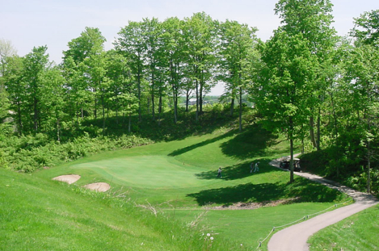 The Crown Golf Club - Golf Courses - 2430 W Crown Dr, Traverse City, MI, 49684
