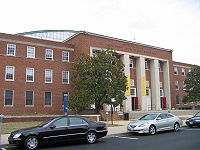 Cole Field House - Reception Sites - 