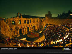 Odeon of Herodes Atticus - Attraction - Athens