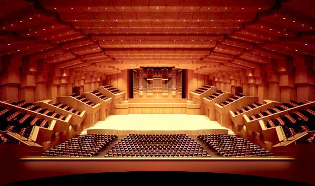 Athens Concert Hall - Attractions/Entertainment -