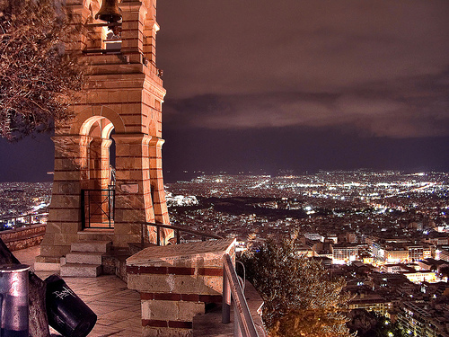 Mount Lycabettus - Attractions/Entertainment -  Athens 999-20, Greece