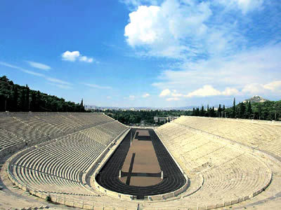 Kalimarmaro Olympic Stadium - Attractions/Entertainment - Άγρας, Athens, Attica, Greece