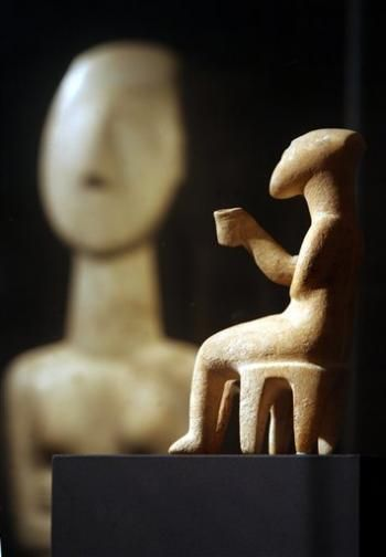 Cycladic Museum - Attractions/Entertainment -