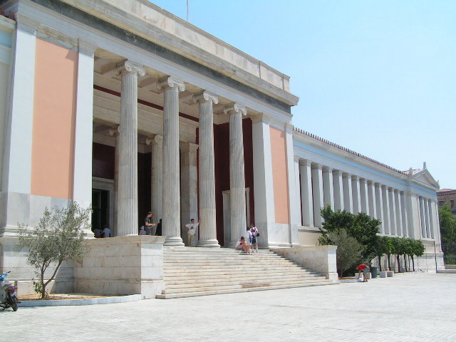 National Archaeological Museum - Attractions/Entertainment - Patision 44, Athens, 10433, Greece