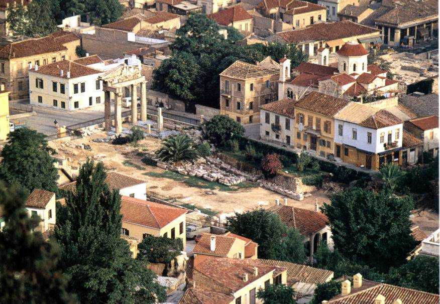 Plaka (old Town) - Attractions/Entertainment, Shopping - 7 KAPNIKAREAS, Athens, Greece