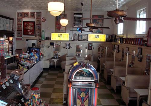 Crown Candy Kitchen - Restaurants, Attractions/Entertainment - 1401 Saint Louis Avenue, St. Louis, MO, United States