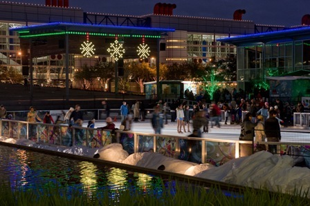 Discovery Green - Attractions/Entertainment, Parks/Recreation - 1500 Mckinney St, Houston, TX, United States