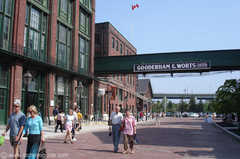 The Distillery Historic District - Attraction - 55 Mill Street, Toronto, ON, Canada