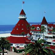 The Hotel Del Coronado - Beach - 1500 Orange Ave., Coronado, CA, 92118, USA