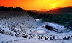 Ancient Theatre of Epidavros - Attraction -
