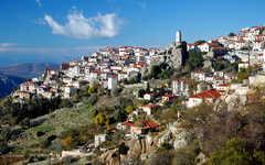 Mountain village of Arahova - Attraction -