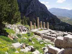 Oracle of Delphi - Attraction -