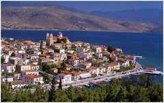 Sea-side town of Galaxidi - Attraction -
