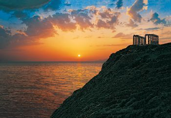 Temple Of Poseidon (cape Sounio) - Attractions/Entertainment - Sounion, Laurium 19500, Laurium, Attica, GR