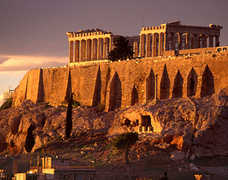 Coffee Shops with great view of Acropolis - Attraction -
