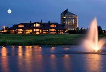 Grand Traverse Resort/golf - Hotels/Accommodations, Attractions/Entertainment, Golf Courses - 100 Grand Traverse Resort Village Boulevard, Acme, MI, United States