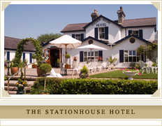 Station House Hotel - Reception - Main Street, Kilmessan, Meath, Ireland