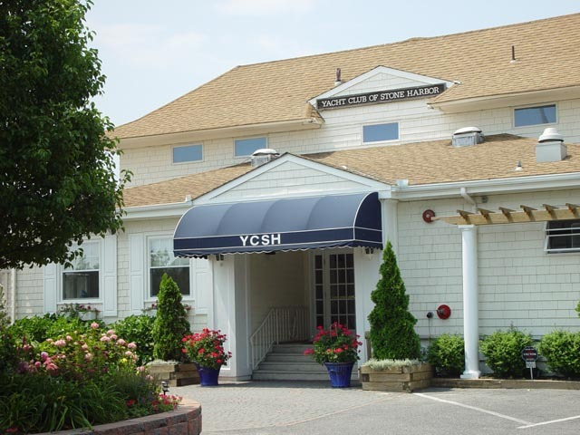Stone Harboy Yacht Club - Reception Sites, Ceremony Sites - 9001 Sunset Dr, Stone Harbor, NJ, 08247