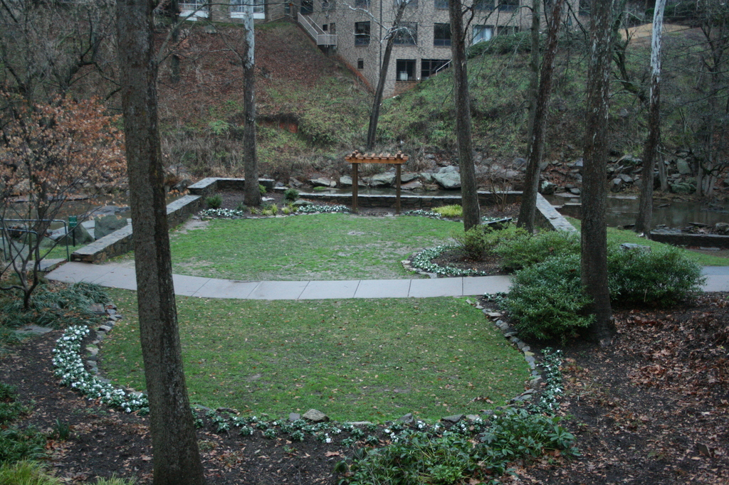 Old Mill Garden, Falls Park - Ceremony Sites - University Ridge, Greenville, SC, 29601