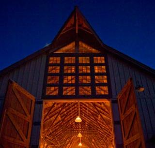 Wedding Reception Old Barn