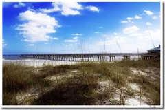 Jacksonville Beach - Attraction - Jacksonville Beach, FL, Jacksonville Beach, Florida, US