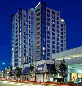 Hilton Hotel Vancouver Airport - Reception Sites, Hotels/Accommodations - 5911 Minoru Blvd, Richmond, BC, V6X, CA