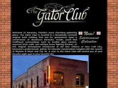 Gator Club - Bars - 1490 Main Street, Sarasota, FL, United States