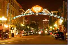 Gaslamp district downtown - Entertainment - Gaslamp, San Diego, CA