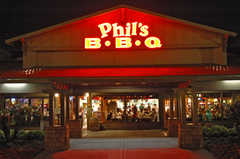 Phil's BBQ - Restaurant - 3750 Sports Arena Blvd, San Diego, CA, United States