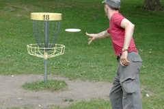 Cal Young Park - FROLF - Entertainment - E South 11th St & T and P Ln, Abilene, TX, 79602