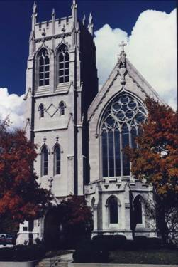 Grace Episcopal Church - Officiants, Ceremony Sites - 924 Lake St, Oak Park, IL, 60301