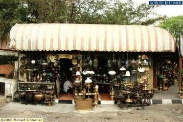 Jalan Surabaya Antique Market - Attractions/Entertainment - Jalan Surabaya Timur, Jakarta, Jakarta Raya, Indonesia