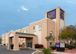 Sleep Inn Mesa - Hotels/Accommodations - 6347 E Southern Ave, Mesa, AZ, 85206