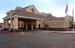Homewood Suites by Hilton - Hotel - 4755 Business Center Drive, Fairfield, CA