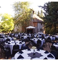 Reception/octagonal Barn - Reception Sites, Ceremony Sites - 4045 NW Cornelius Pass Rd, Hillsboro, OR, 97124