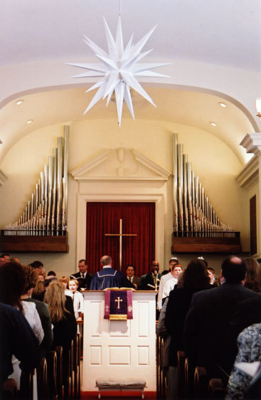 Edgeboro Moravian Church - Ceremony Sites - 645 Hamilton Ave, Bethlehem, PA, United States