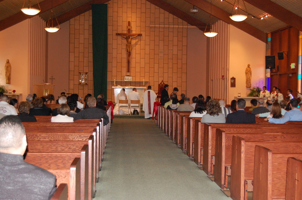 St. Rose Of Lima Church - Ceremony Sites - 820 Creston Rd, El Paso de Robles (Paso Robles), CA, 93446