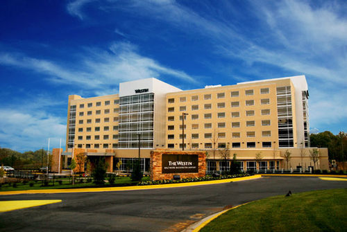 Sheraton Baltimore Washington Airport Hotel - Bwi - Reception Sites, Hotels/Accommodations - 1110 Old Elkridge Landing Road, Baltimore, MD, United States