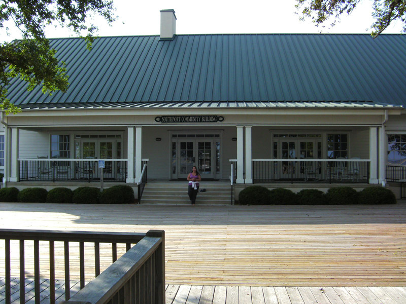 Southport Community Building - Ceremony & Reception - 223 E. Bay Street  , Southport,, NC 28461