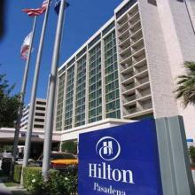 Hilton Pasadena - Hotels/Accommodations, Reception Sites, Restaurants, Ceremony Sites - 168 South Los Robles Avenue, Pasadena, CA, United States