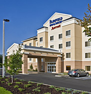 Fairfield Inn & Suites Marriot - Hotels/Accommodations - 3301 Countryside Dr, Turlock, CA, 95380