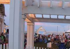 Beach Wedding In October in Virginia Beach, VA, USA
