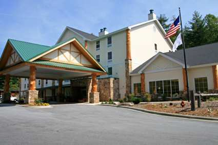 Hampton Inn & Suites - Hotels/Accommodations - 3245 Hwy. 64 East, Cashiers, NC, United States